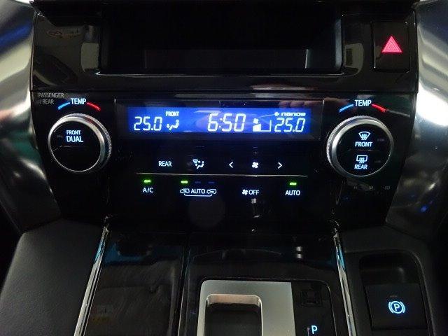 2.5S Cパッケージ SDナビ 後席モニター バックモニター サンルーフ 2眼シーケンシャルLED スマートキー 両電動スライドドア ETC クルコン Sセンス パワーバックドア ワンオーナー(7枚目)
