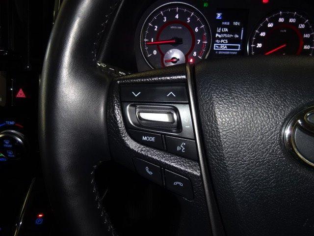 2.5S Cパッケージ SDナビ 後席モニター バックモニター サンルーフ 2眼シーケンシャルLED スマートキー 両電動スライドドア ETC クルコン Sセンス パワーバックドア ワンオーナー(12枚目)
