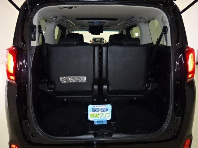 2.5S Cパッケージ SDナビ 後席モニター バックモニター サンルーフ 2眼シーケンシャルLED スマートキー 両電動スライドドア ETC クルコン Sセンス パワーバックドア ワンオーナー(26枚目)