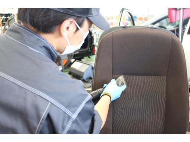 G Fパッケージ SDナビ 後席モニター バックモニター レザーシート 2眼LEDライト スマートキー 両電動スライドドア ETC レーダークルーズ パワーバックドア(45枚目)