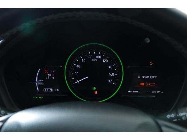 ハイブリッドZ・ホンダセンシング SDナビ バックモニター LEDライト スマートキー ETC レーダークルーズ プリクラッシュセーフティ ワンオーナー(25枚目)