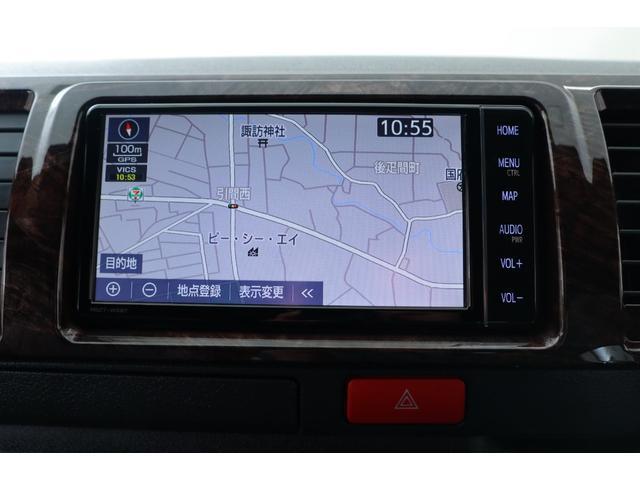 スーパーGL 50TH アニバーサリーリミテッド SDナビ バックモニター LEDライト スマートキー 両電動スライドドア ETC Sセンス ワンオーナー(4枚目)