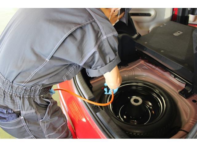 エクスプレイ オートA/C 純正アルミ SDナビ バックモニター シートヒーター LEDライト スマートキー(28枚目)