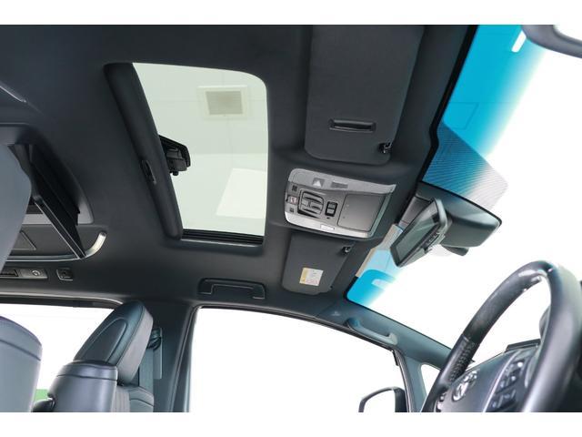 3.5エグゼクティブラウンジZ JBLメーカーナビ 後席モニター パノラマモニター レザーシート サンルーフ 3眼LEDライト フルエアロ レーダークルーズ Sセンス パワーバックドア(29枚目)