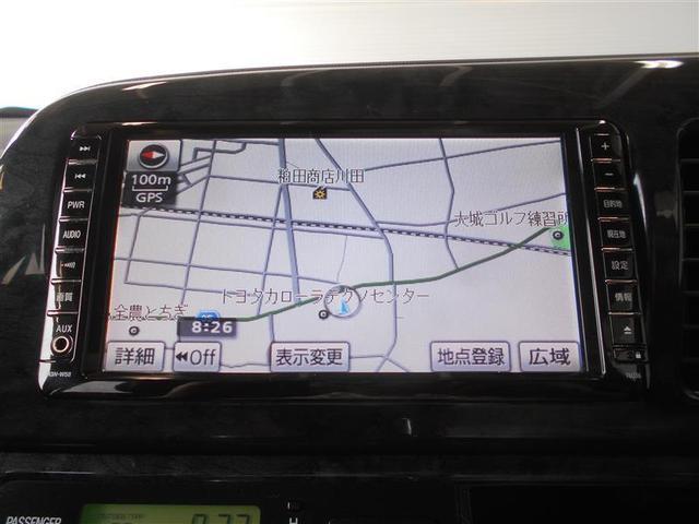 Xリミテッド 保証付き ワンオーナー HDDナビ バックモニター ワンセグTV 15インチアルミホイール HID オートライト(4枚目)