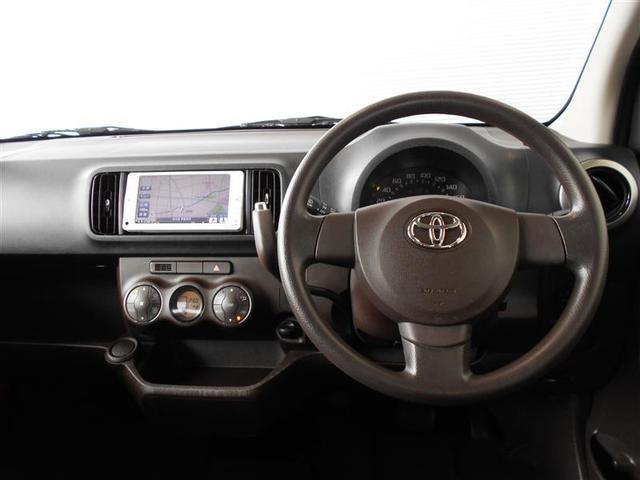 トヨタ パッソ 1.0X Lパッケージ・キリリ ナビ・ワンセグ・HID