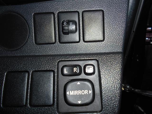 トヨタ ラクティス X オーディオステアリングスイッチ 純正ビルトインETC