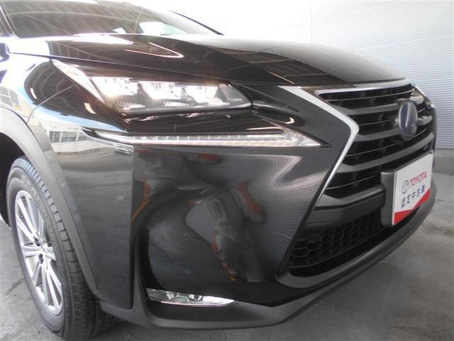 NX300h Iパッケージ ワンオーナー車 LEDヘッドライト 純正アルミ ナビ フルセグTV DVD再生 バックカメラ ETC パワーシート(11枚目)