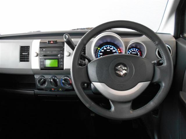 スズキ ワゴンR FX-Sリミテッド CDチューナー 純正アルミ ベンチシート