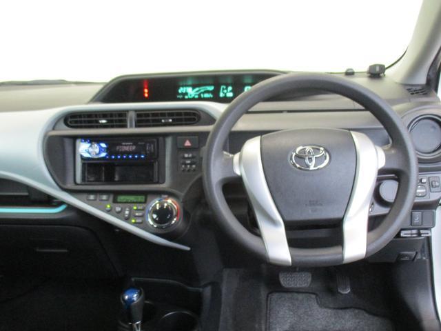 トヨタ アクア S  CDチューナー・ETC