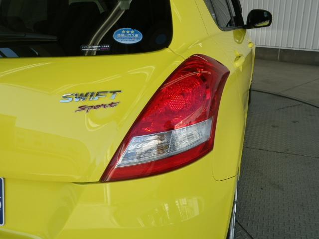 スズキ スイフトスポーツ ベースグレード HIDライト 17インチアルミ ナビ ETC