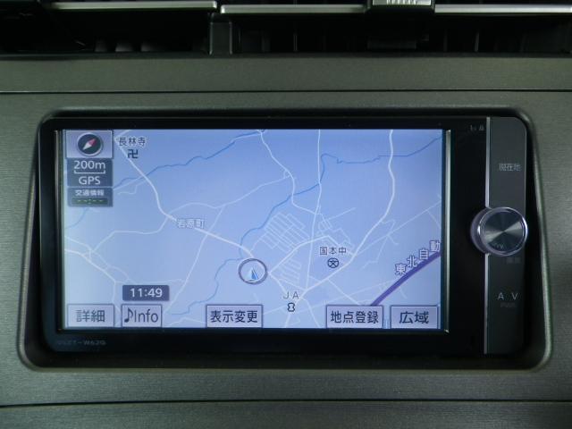 ドライブやレジャーのマストアイテム!快適なドライブをサポートする純正SDナビ&フルセグTV装着!
