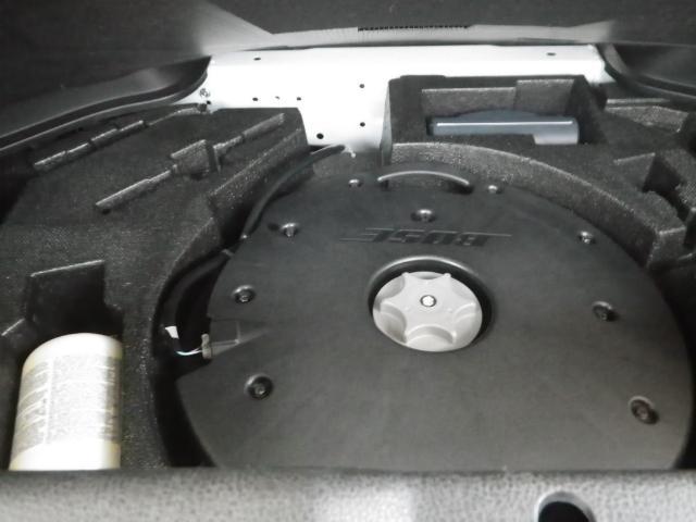 BOSEサウンドシステム付き!また、万が一に備えてパンク修理キット&工具を搭載!