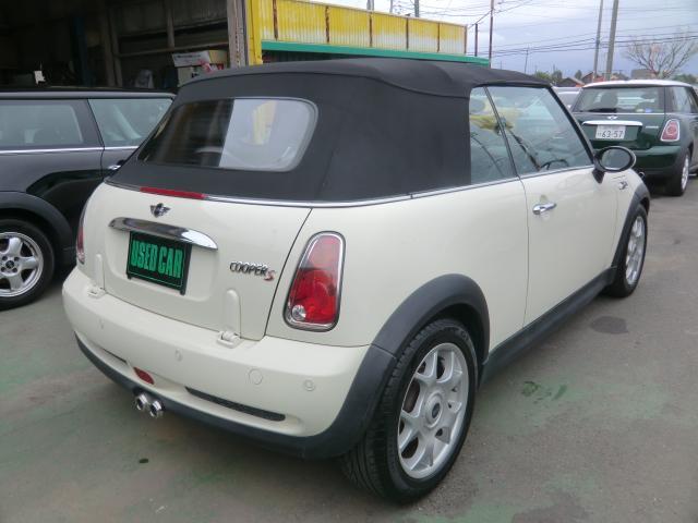「MINI」「MINI」「オープンカー」「茨城県」の中古車6