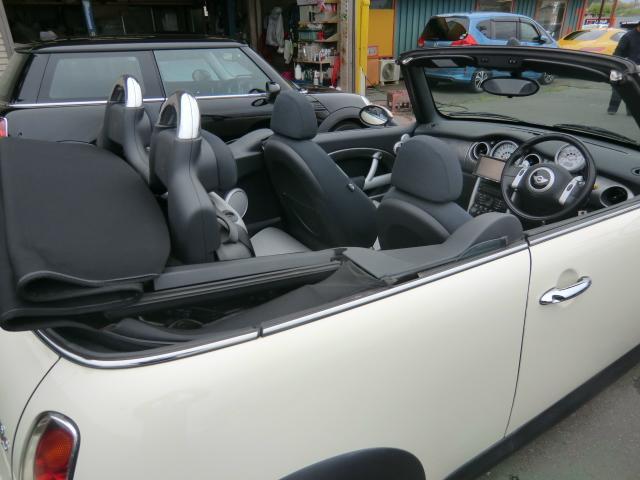 「MINI」「MINI」「オープンカー」「茨城県」の中古車18