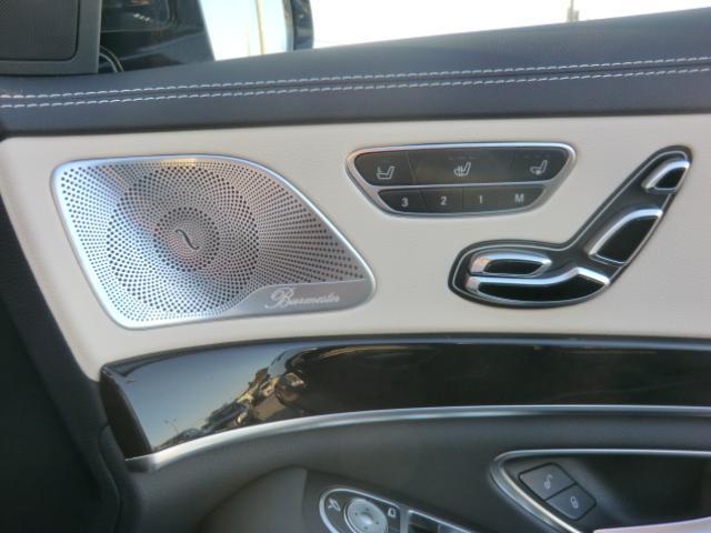 S400d AMGラインプラス レーダーセーフティ ナビゲーションPK パノラミックルーフ AMG20インチアルミ ディストロニックプラス ヘッドアップディスプレイ ブルメスタ ホワイトレザーシート(7枚目)