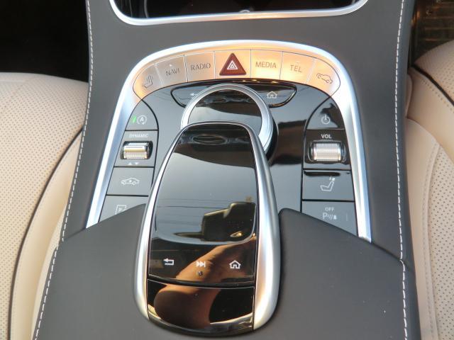 S400d AMGラインプラス レーダーセーフティ ナビゲーションPK パノラミックルーフ AMG20インチアルミ ディストロニックプラス ヘッドアップディスプレイ ブルメスタ ホワイトレザーシート(14枚目)