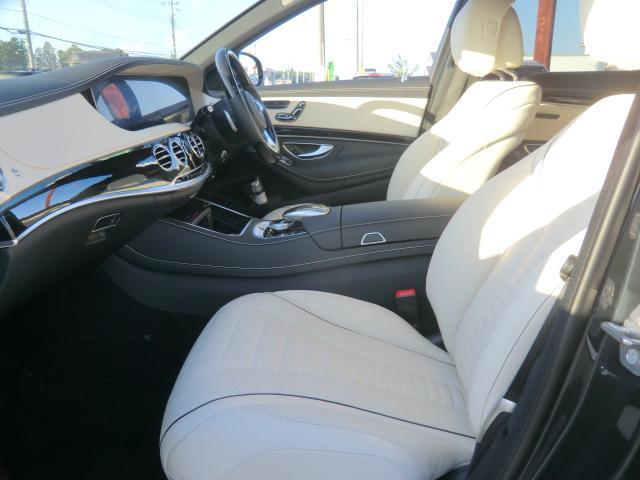 S400d AMGラインプラス レーダーセーフティ ナビゲーションPK パノラミックルーフ AMG20インチアルミ ディストロニックプラス ヘッドアップディスプレイ ブルメスタ ホワイトレザーシート(15枚目)