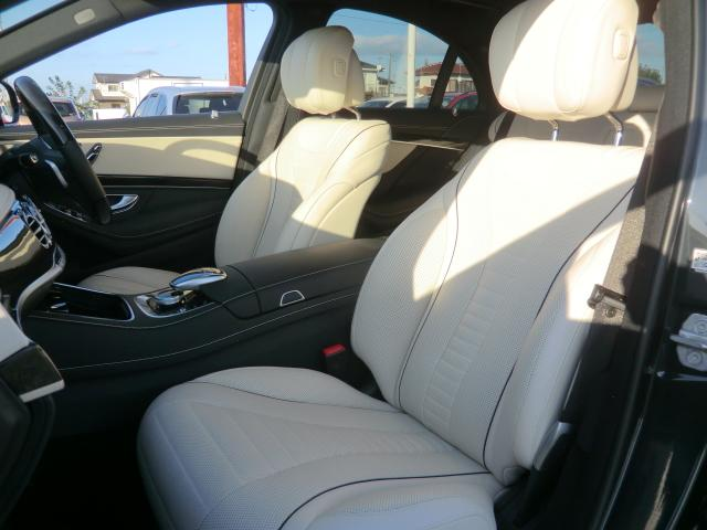 S400d AMGラインプラス レーダーセーフティ ナビゲーションPK パノラミックルーフ AMG20インチアルミ ディストロニックプラス ヘッドアップディスプレイ ブルメスタ ホワイトレザーシート(17枚目)