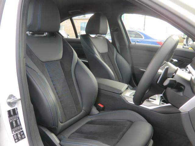 320d xDrive Mスポーツ コンフォートパッケージ パーキングアシストプラス インテリジェントセーフティ 正面衝突 側面衝突 車線変更 車線逸脱警告 パーキングアシスト 後退アシスト オートトランク(8枚目)