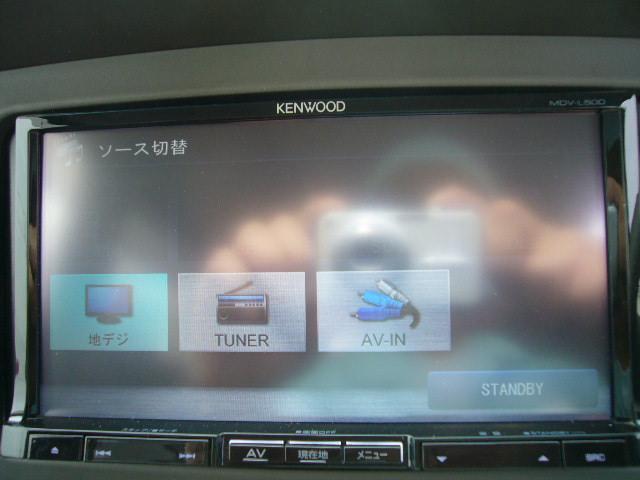 ダイハツ アトレーワゴン カスタムターボRS 社外ナビフルセグTV Bモニター