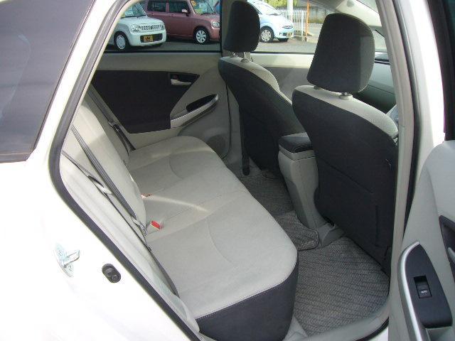 トヨタ プリウス S LEDエディション 社外ナビTV バックモニター