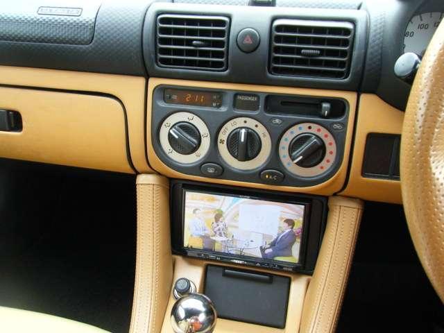 トヨタ MR-S カセルタ 標準仕様 シリアル72号車 ベージュレザー