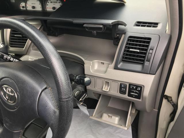 トヨタ ノア S Vセレクション 社外ナビ フルセグ