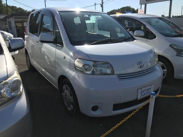 「トヨタ」「ポルテ」「ミニバン・ワンボックス」「栃木県」の中古車3