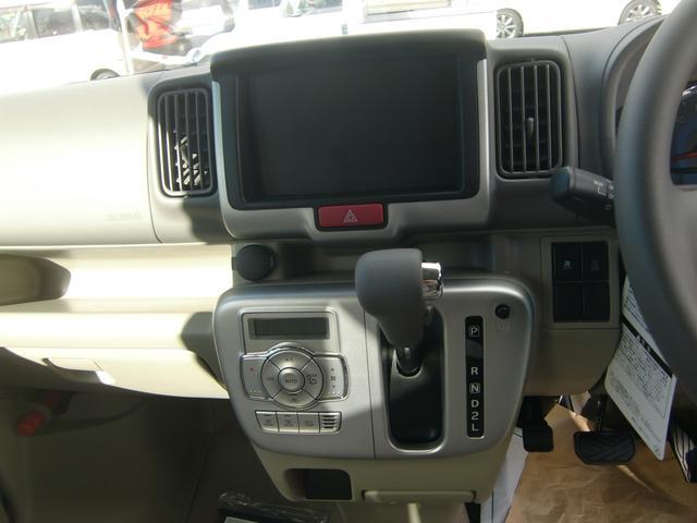 スズキ エブリイワゴン PZターボスペシャル 4WD 届出済未使用車