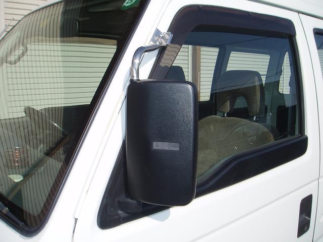 SDX エアコン 12AW カセット ラジオ ドアバイザー(7枚目)