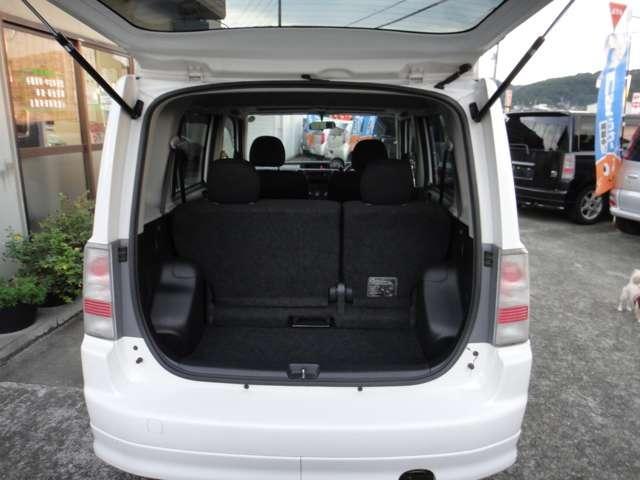 トヨタ bB ZXバージョン 希少サンルーフ付 タイミングチェン