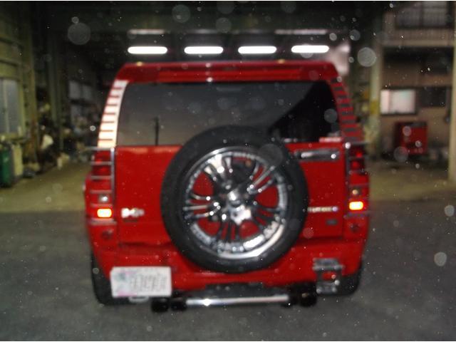「ハマー」「ハマー H3」「SUV・クロカン」「群馬県」の中古車3