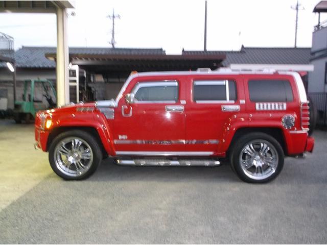 「ハマー」「ハマー H3」「SUV・クロカン」「群馬県」の中古車5