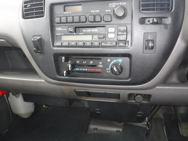 トヨタ ライトエーストラック ロングシングルジャストローDX 1t