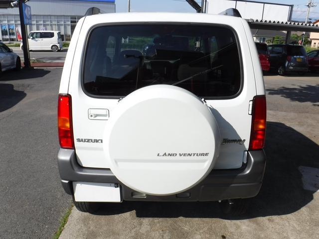 ランドベンチャー 4WD ワンオーナー(4枚目)