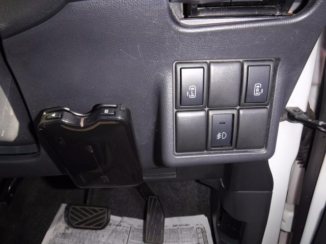 スズキ パレットSW TS ターボ 両側パワースライドドア スマートキー