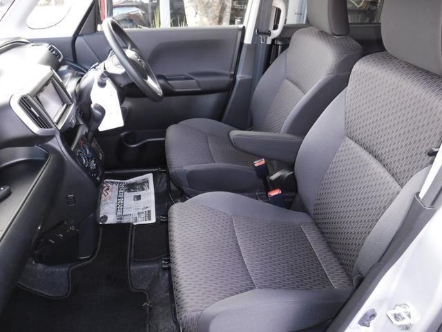 G 4WD メモリーナビ バックカメラ スマートキー パワースライドドア シートヒーター(9枚目)
