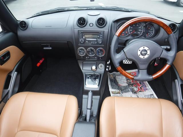 タンレザーエディション レザーシート 走行35700km HIDヘッドライト シートヒーター(9枚目)