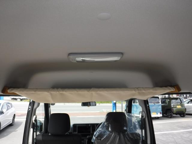 クルーズターボSAIII 4WD ちょいcan梓 ナビ TV LEDヘッドライト LEDフォグライト キーレス ポータブル電源 届出済未使用(22枚目)