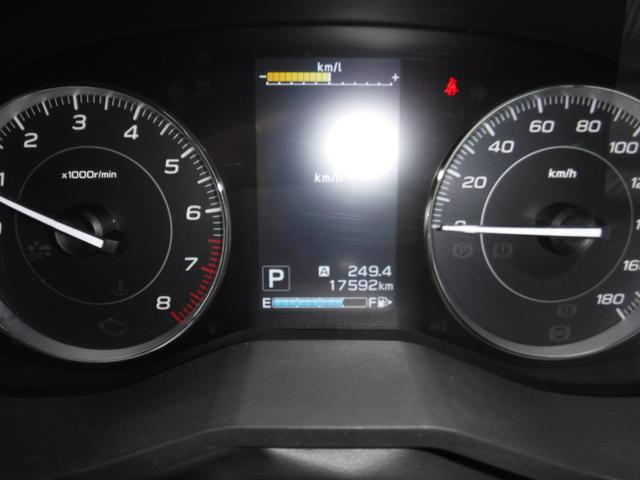 1.6i-Lアイサイト 4WD ナビ TV バックカメラ LEDヘッドライト クリアビューパッケージ スマートキー(20枚目)