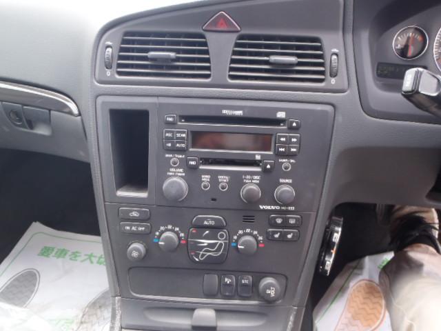 ボルボ ボルボ V70 ブラックサファイア 革シート ETC付