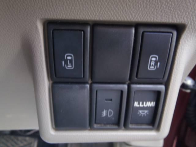 TS 純正エアロ 両側自動ドア キーフリーETC 保証1年付(14枚目)