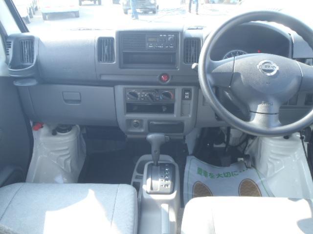 DXハイルーフ パワステ付 4WD 保証1年付(11枚目)