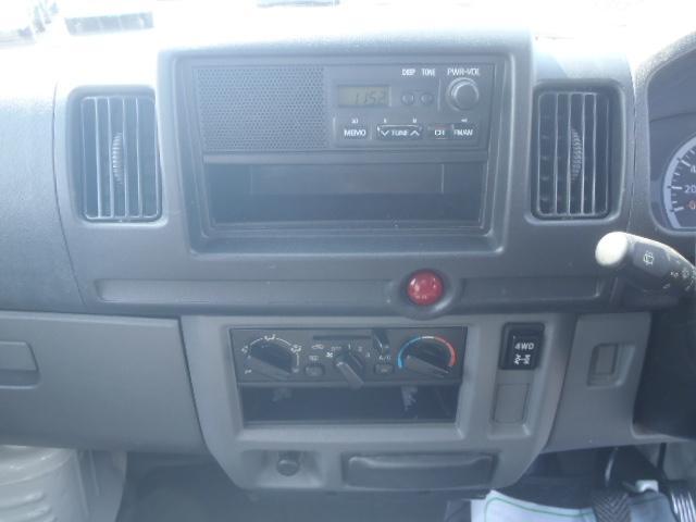 DXハイルーフ パワステ付 4WD 保証1年付(18枚目)