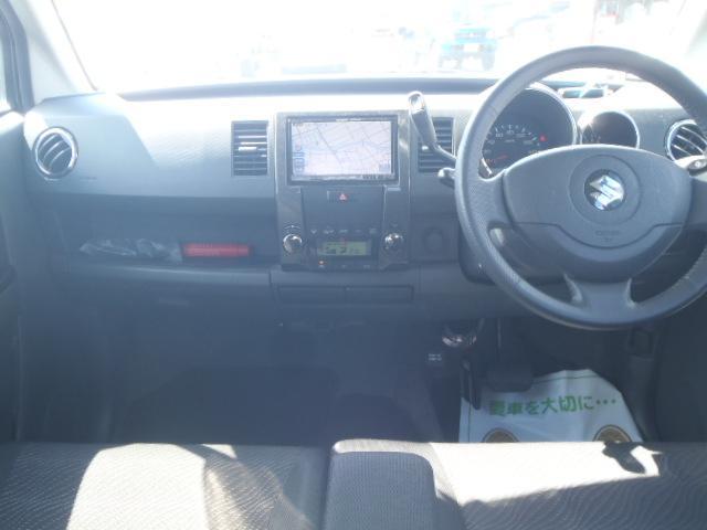 スズキ ワゴンR スティングレーT 4WD 地デジナビシートヒータ 保証1年付
