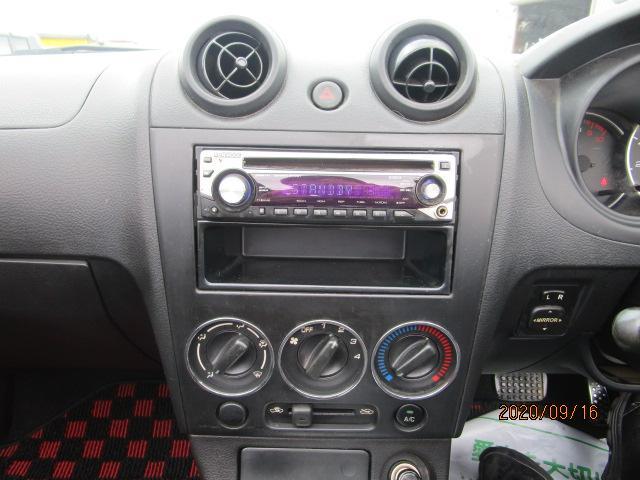 アクティブトップ 保証1年付 ワイヤレスキー ターボ エアバッグ PS ABS AC PW Wエアバック アルミホイル 点検記録簿 CDコンポ(16枚目)