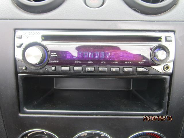 アクティブトップ 保証1年付 ワイヤレスキー ターボ エアバッグ PS ABS AC PW Wエアバック アルミホイル 点検記録簿 CDコンポ(17枚目)