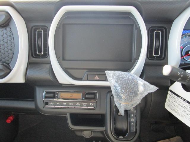 ハイブリッドX 届出済未使用車 衝突軽減ブレーキ キーフリー スマートキー クリアランスソナー シートヒーター キーレス オートエアコン デュアルカメラブレーキサポート  アルミホイール ABS(19枚目)