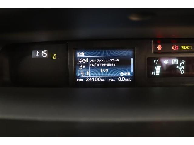 S 7人乗り 衝突被害軽減ブレーキ 純正SDナビ バックモニター ワンセグ ETC 純正アルミ(19枚目)